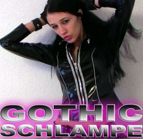 gothic schlampe