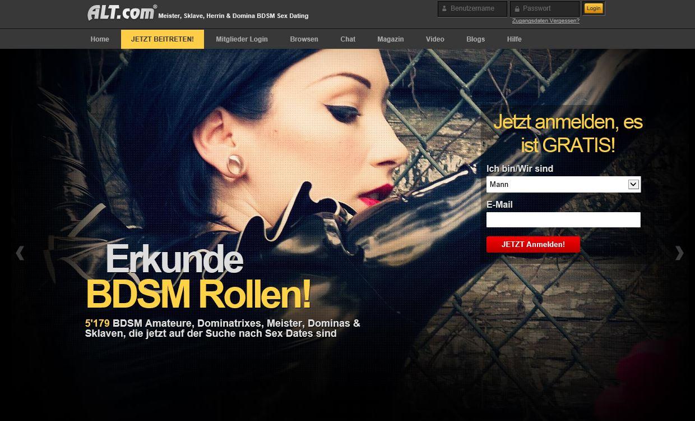 Gothic Sexkontakte